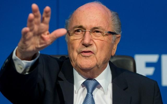 Россия подкупила экс-президента ФИФА Блаттера за право проведения ЧМ-2018