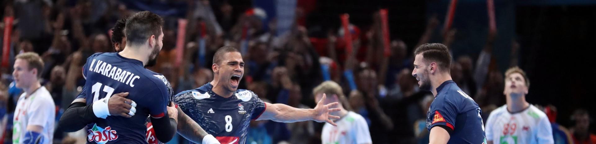 Реванш Франції за поразку на Євро