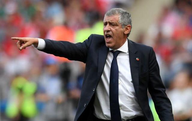 Сантуш: «Португалия показала дух, страсть и качественную игру»