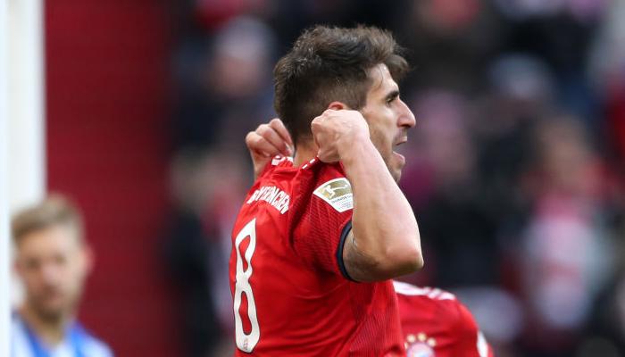 Бавария не намерена продлевать контракт с Хави Мартинесом