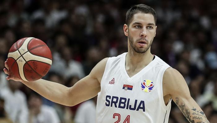 Сербия совершила камбэк и обыграла Чехию в матче за пятое место ЧМ по баскетболу