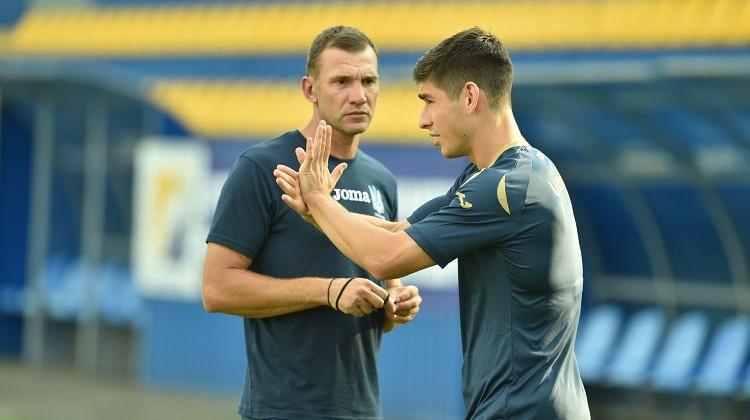 Сборная Украины проведет товарищеские матчи перед Евро в Киеве, Харькове и Львове