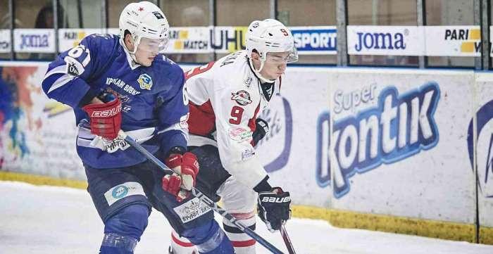 Донбасс разгромил Ледяных Волков, забив семь безответных шайб