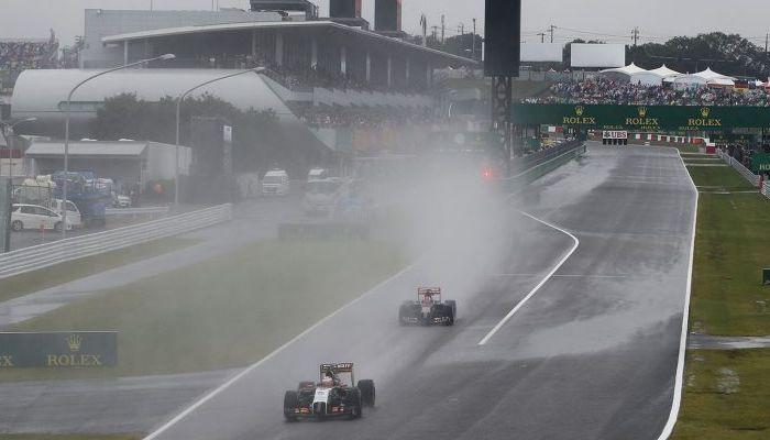 Квалификация Гран-при Японии состоится в воскресенье