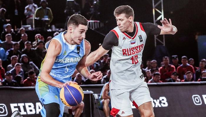 Сборная Украины U-23 завоевала серебро ЧМ по баскетболу 3х3