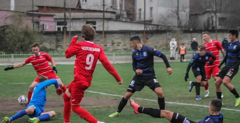 Вторая лига. Группа Б. Кристалл победил Альянс, Черноморец-2 добыл третью победу