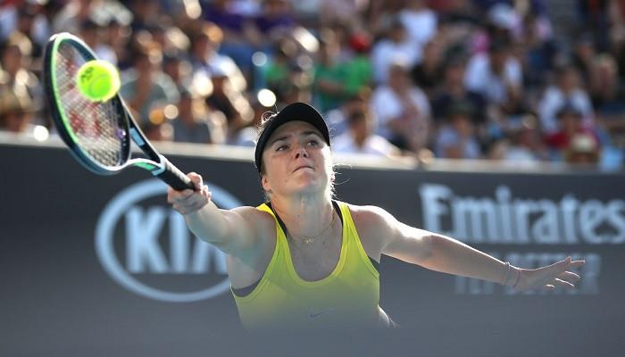 Свитолина Australian Open