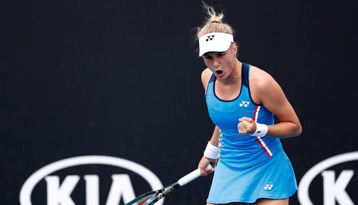 Ястремская Australian Open